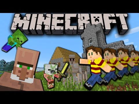 Minecraft 1.6.2 Pre Release: Insta Sprint Zombaby Surprise Tougher Horses Breakable Wheat