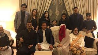 imran khan wedding video with bushra manika
