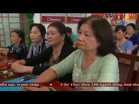 Hội LHPN Việt Nam trao xe lăn cho người khuyết tật trên địa bàn thành phố Cần Thơ