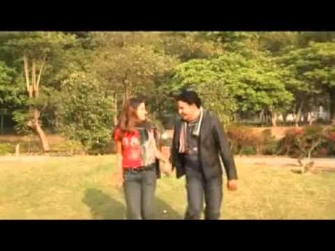 Something Something Himachali Song (video)..vicky Chauhan.mp4 video