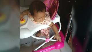 Bayi pintar akting #[baby girl good at acting]