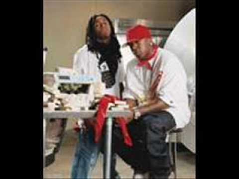 BIRMAN FEAT LIL WAYNE--MONEY MACHINE (2ND VERSE)