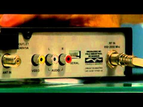 Receptor Digital Plus: Dicas de Instalacao