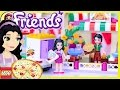 LEGO Friends Heartlake Pizzeria Build Review Silly Play   Kids Toys