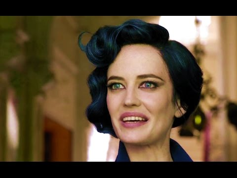 MISS PEREGRINE'S HOME FOR PECULIAR CHILDREN Official Trailer (2016) Eva Green Fantasy Movie HD