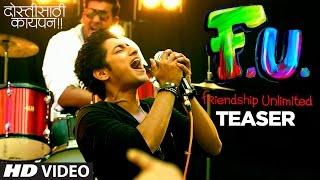 FU Official Teaser   Friendship Unlimited   Aakash Thosar   Mahesh Manjrekar