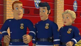 Sam il Pompiere italiano nuovi episodi   Sam pronto all'azione 🔥Cartoni animati