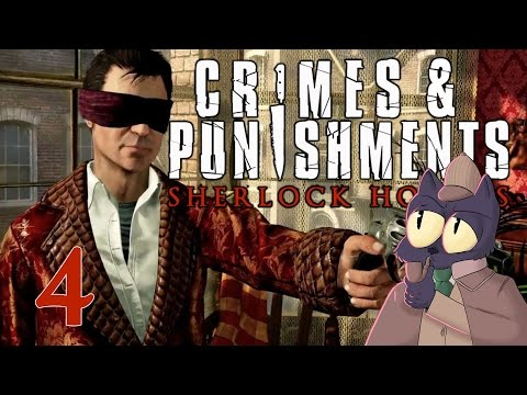 I was always bad at chemistry... - SHERLOCK HOLMES: CRIMES AND PUNISHMENTS - Part 4