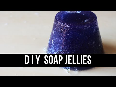 DIY Soap Jellies + Cheaper to Make or Buy? | Royalty Soaps - YouTube