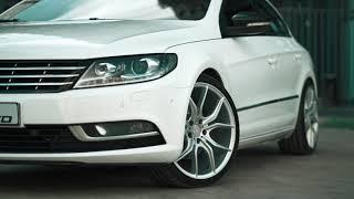 INFORGED IFG17 Silver & Volkswagen Passat CC