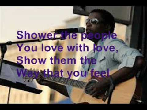 Babyface - Shower the People