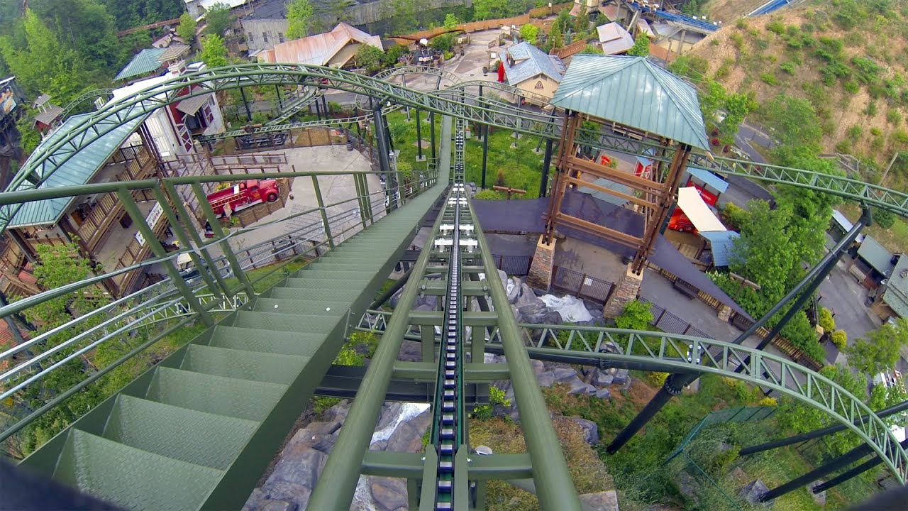 angle pov dollywood tennessee youtube dollywood opens season with new