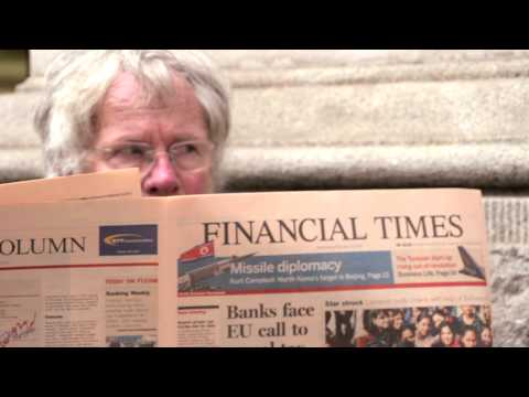 Bill Oddie's BankWatch