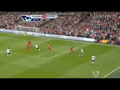 Fulham 1-3 Liverpool || 12.05.13 || Goals and Highlights