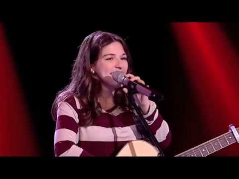 Catarina Alves - mean Taylor Swift - Prova Cega - The Voice Portugal - Season 2 video
