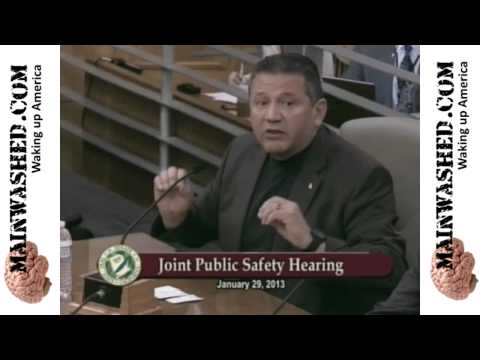 GOC Sam Paredes: Gun Control Laws Are Not Working in California