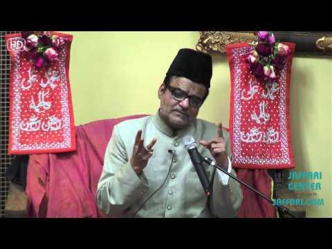 22nd Ramazan 1434 Maulana Abid Bilgrami