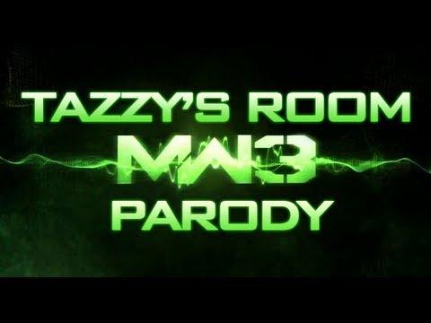 Drake - Marvins Room (mw3 Parody) Tazzy's Room video