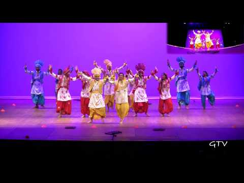 Ucla Bruin Bhangra  Bhangra Blowout 2014 video