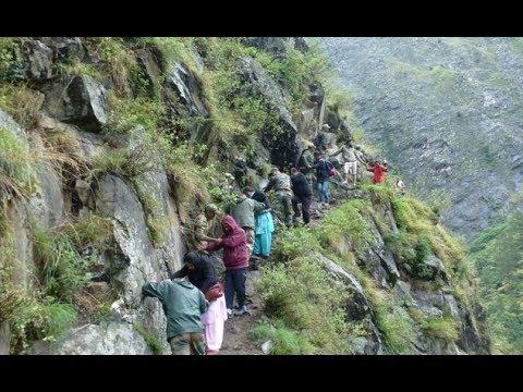 104 Pilgrims From Srikakulam District Stucks In Chardham Yatra | ABN Telugu