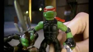 Not for now TMNT PLAYMATES TOYS