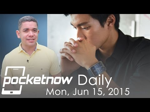 iOS 9 iPad Pro hints, Samsung Gear fall, Apple Music revenue & more - Pocketnow Daily