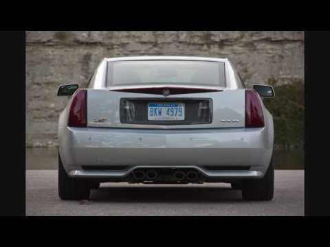 2009 Cadillac XLR-V Video