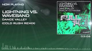 FO140R013: Lightning vs. Waveband - Dance Valley (Cold Rush Remix) [OFFICIAL TEASER]
