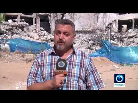 Gaza conflict Shannon 07-08-2016