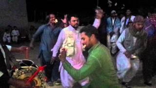 bravi dance in shahdadkot 2015