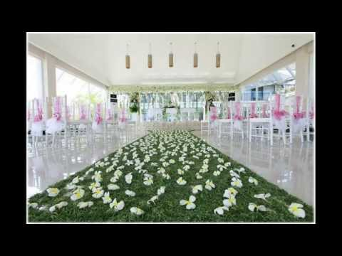 Flamingo bali wedding