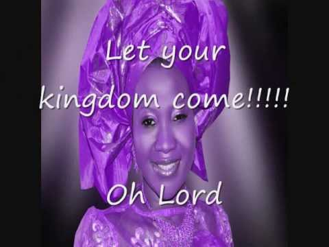 New Nigerian Gospel Music 2013 - Iba Re Jesu - Funmi Shittu video