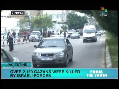 Israeli violations of Gaza ceasefire continue