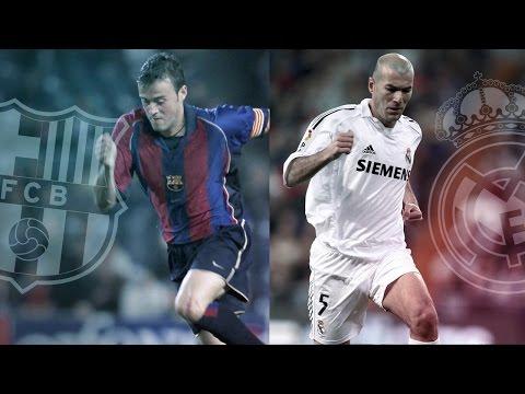 EL CLÁSICO: Luis Enrique vs Zidane