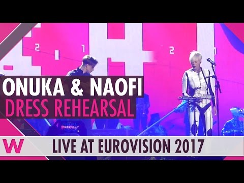 Interval act: ONUKA & NAOFI grand final dress rehearsal @ Eurovision 2017