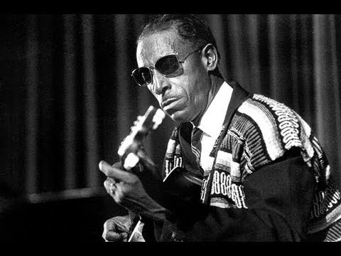 mississippi fred mcdowell - live 1971 - part 1