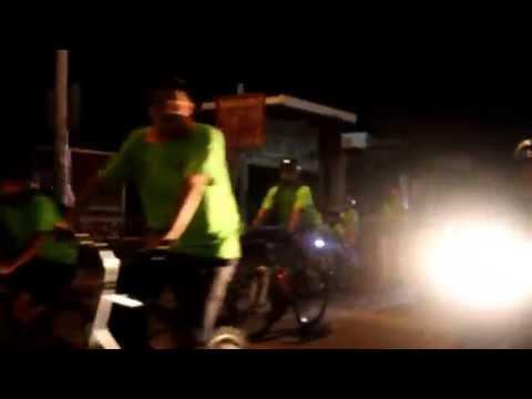 DIF Guaymas: 1er Gran Ruta Ciclista Familiar