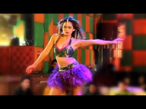 Nepali Movie - Damdaar Hot Video - Zig Zag Jawani | GlamourNepal...