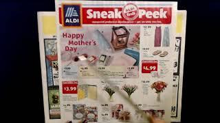 ASMR | Sales Circular Show & Tell w/Pointer 5-2-2020 (Whisper)