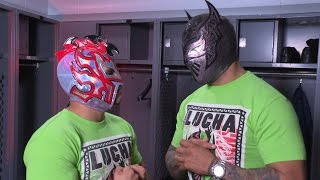 Kalisto and Sin Cara part ways: July 18, 2016