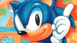 You've Probably Never Seen Sonic The Hedgehog's Video Game Debut