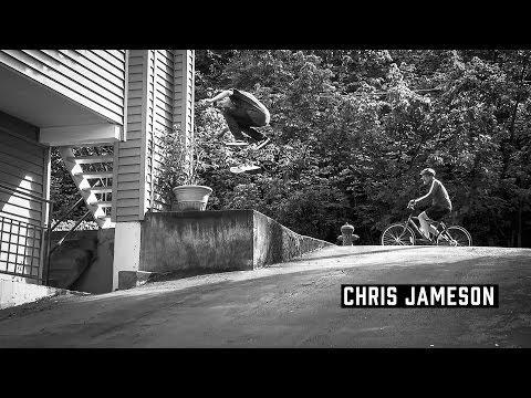 Cruising with Chris Jameson