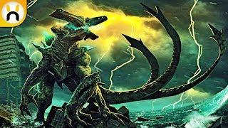 Slattern Category V Kaiju Explained   Pacific Rim: Uprising