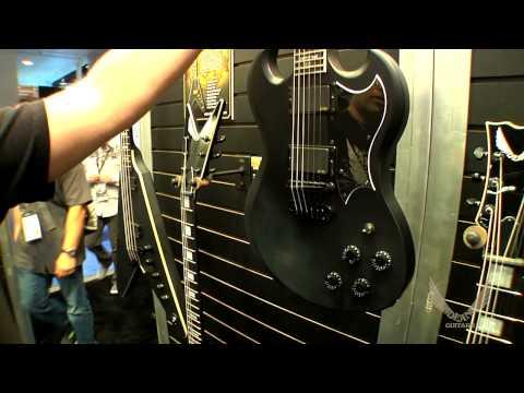 Dean Guitars 2014 N.A.M.M. Stealth Series - Gran Sport / Thoroughbred / V Bass