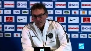 الدوري الفرنسي لكرة القدم ـ باريس سان جيرمان يستقبل رين