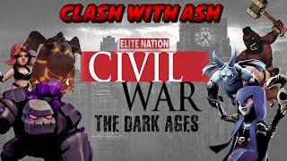 Clash Of Clans | How To Arrange War Matches | Civil War 4.0