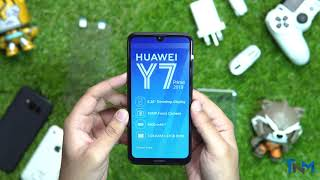 Huawei Y7 Prime 2019 Unboxing Video + First Look