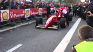 ACD Formula Racings Ferrari 412 T2 1995 Amazing Sound