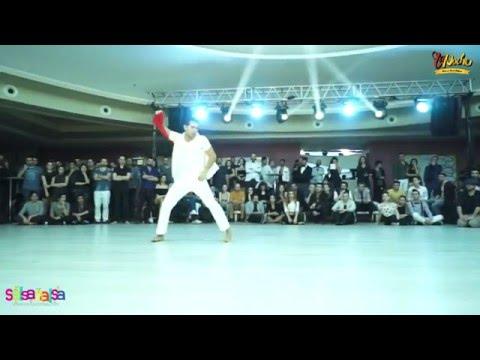 Halil Doğan Afro Solo Show - Tdsf Adana 2.Etap Salsa Yarışması After Party - 2016