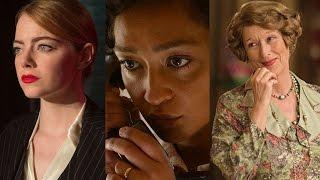 2017 Academy Award Nominees: Best Actress